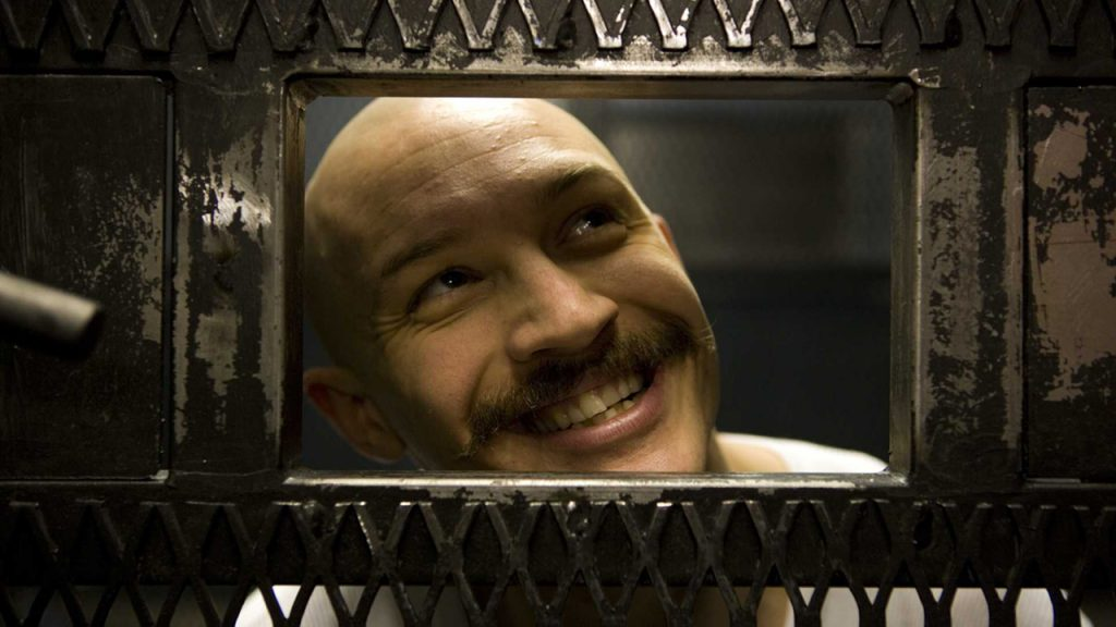 Bronson Movie starring Tom Hardy Review